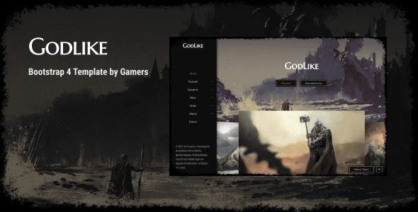 Godlike the Game Template