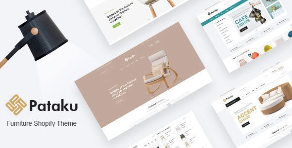 Pataku Furniture Shopify Theme