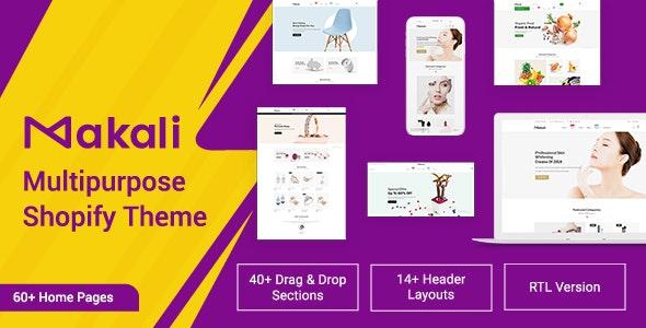 makali multipurpose shopify theme