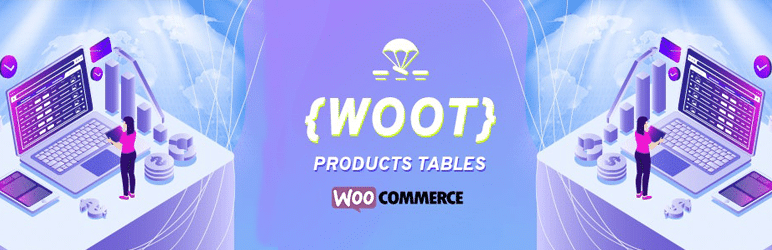 WooCommerce Products Tables Professional WOOT