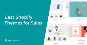 best shopify themes for sales