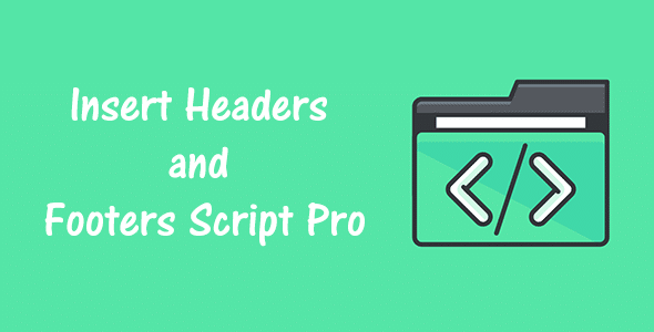 HT Script - Insert Headers and Footers Code