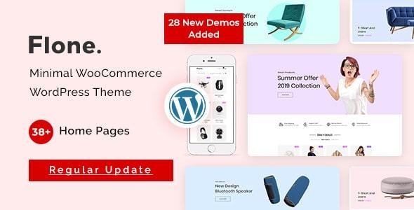 Flone WooCommerce WordPress Theme