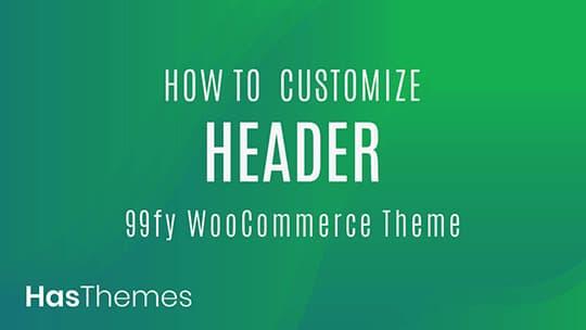 customize-header