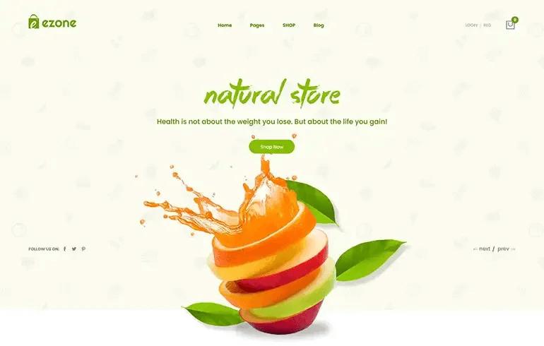 Ezone - Multipurpose Shopify Theme