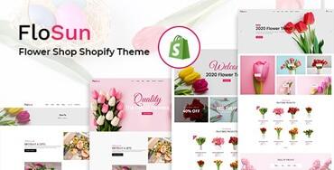 Flosun – Flower Shop Shopify Theme