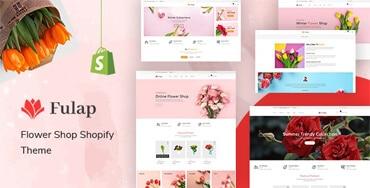Fulap – Flower Store Shopify Theme