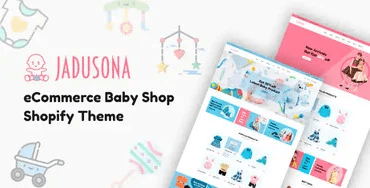 Jadusona - Baby Shop Shopify Theme
