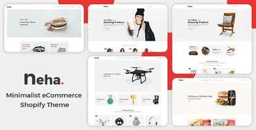 Neha - Multipurpose Shopify Theme