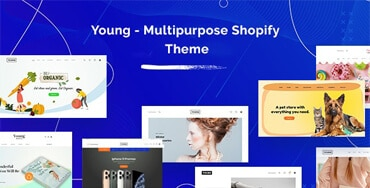 Young – Multipurpose Shopify Theme