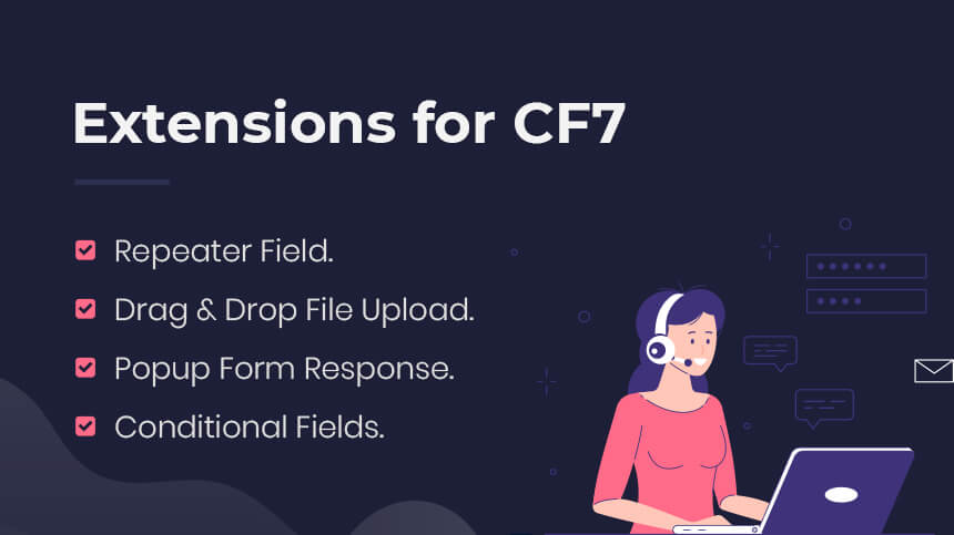 Extensions For CF7 Pro